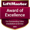 Liftmaster award