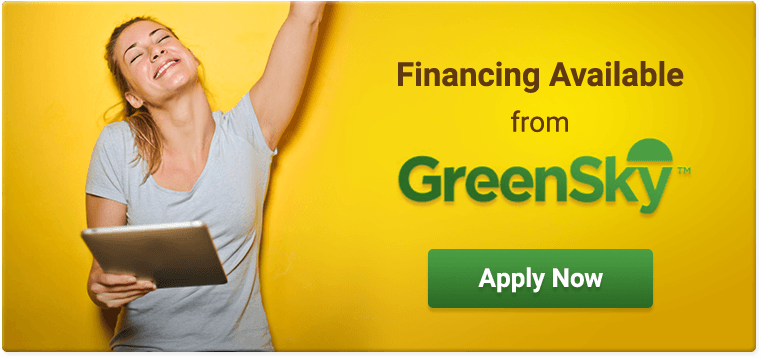 Financing Available from GreenSky